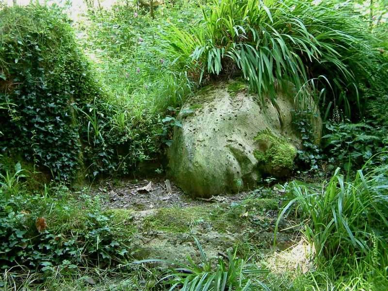 Garten- Kunst in Cornwall