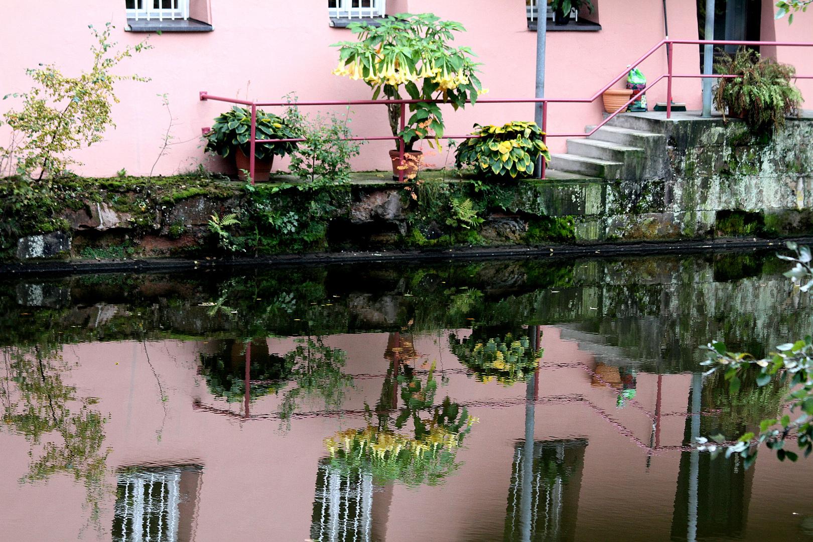 Garten ohne Wassermangel.................................