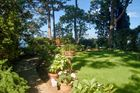 Garten Villa San Michele