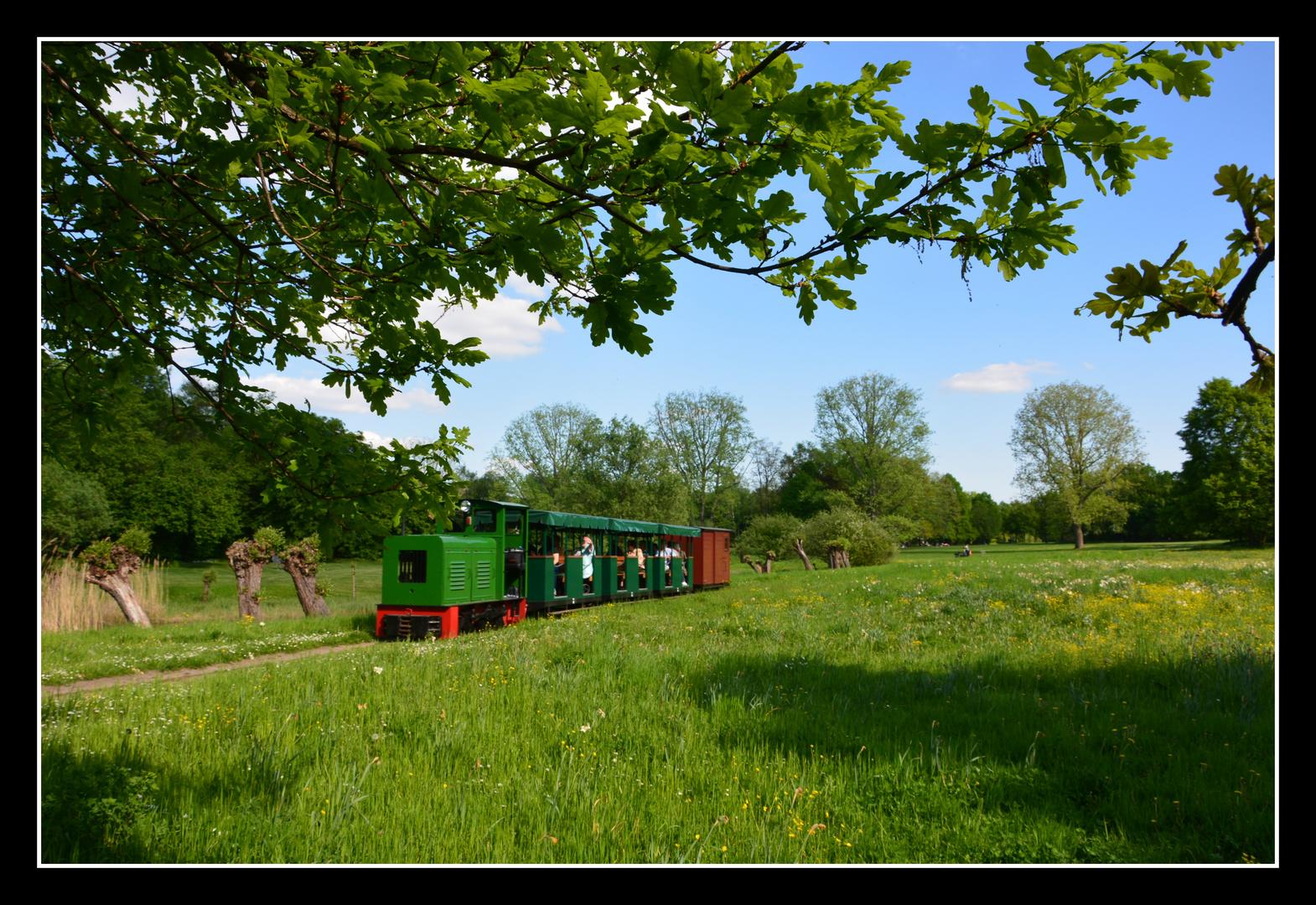 Gartenbahn -1