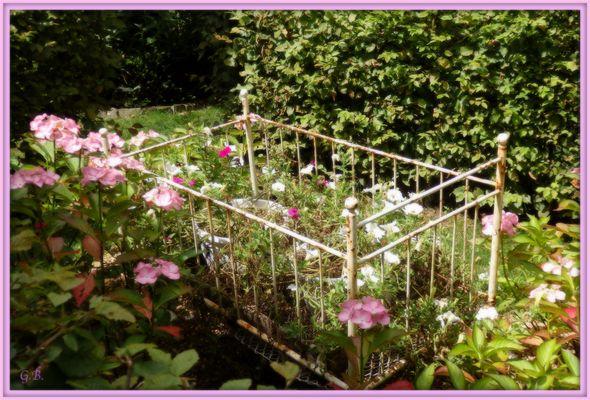 Gartenbett-Beet
