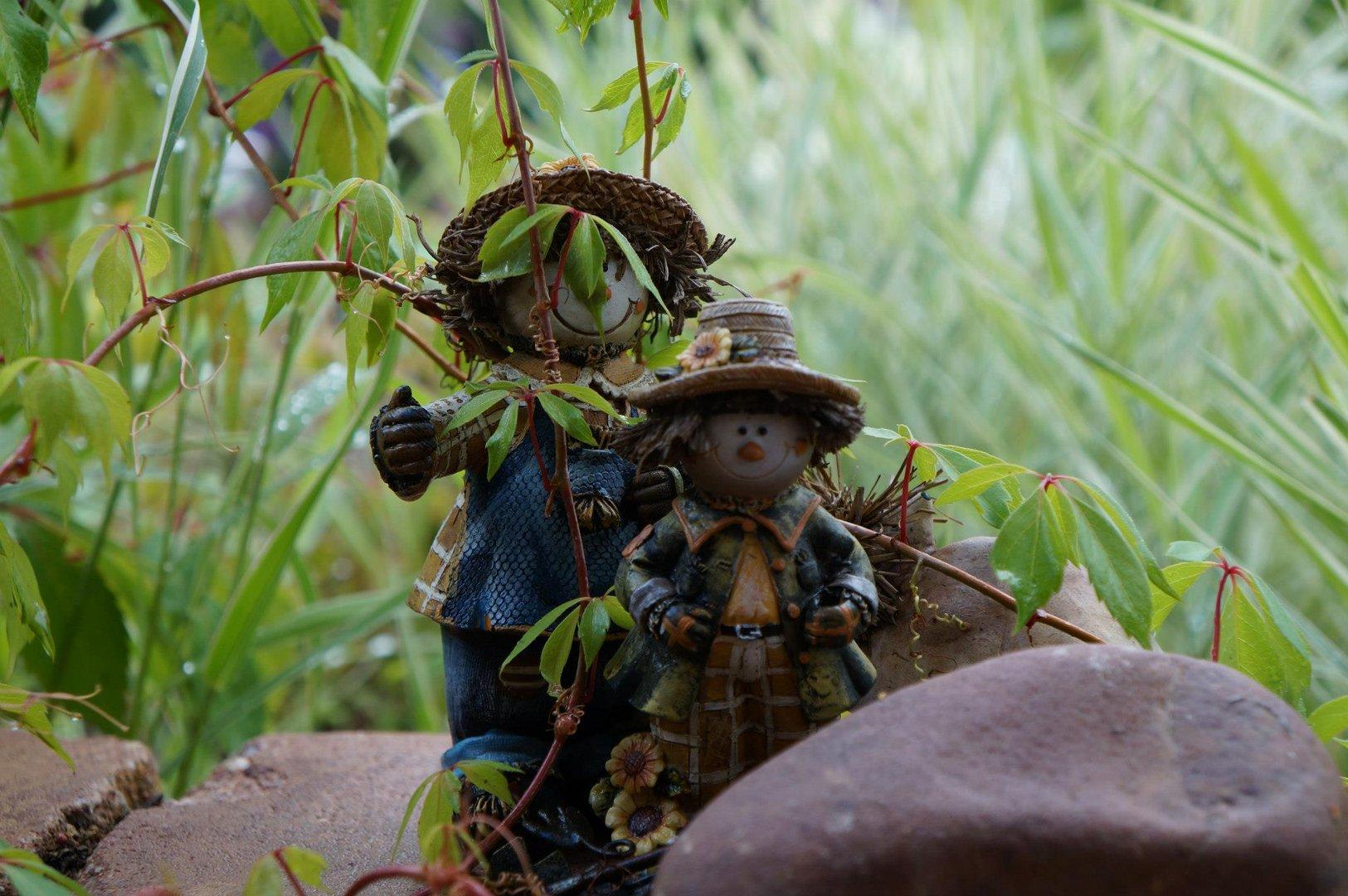 Gartenbewohner