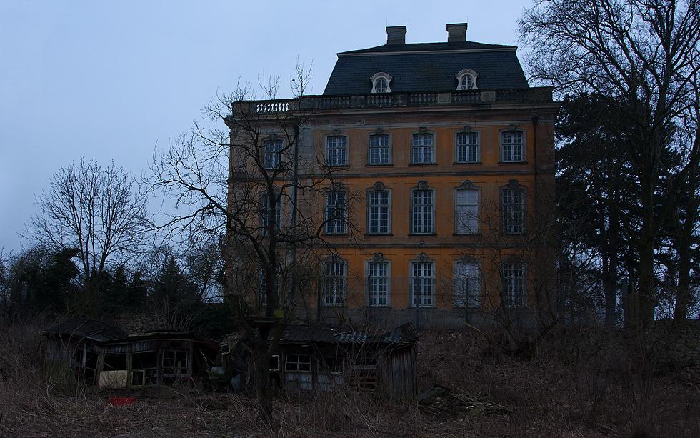 Gartenhaus....