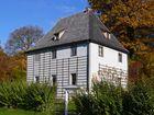 Gartenhaus, zweistöckig...