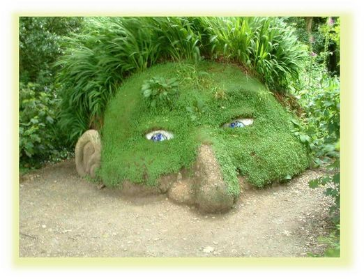 Gartenkunst in Cornwall