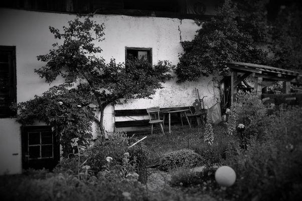 Gartenplatzerl