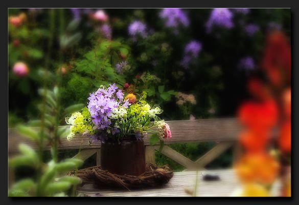 Gartenpoesie
