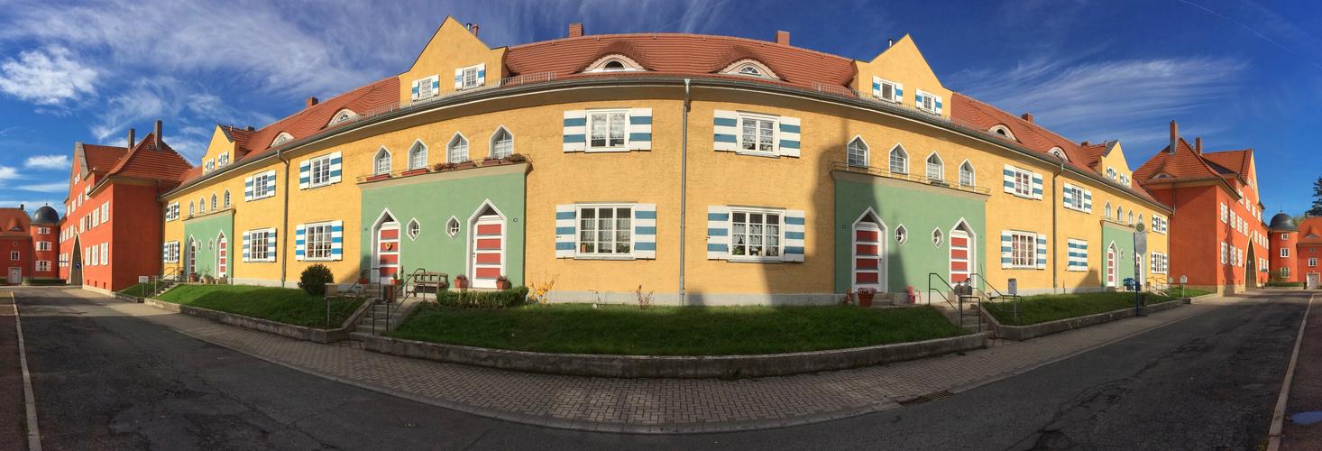 """Gartenstadt """"Am Schmalen Rain"""" Gotha"""