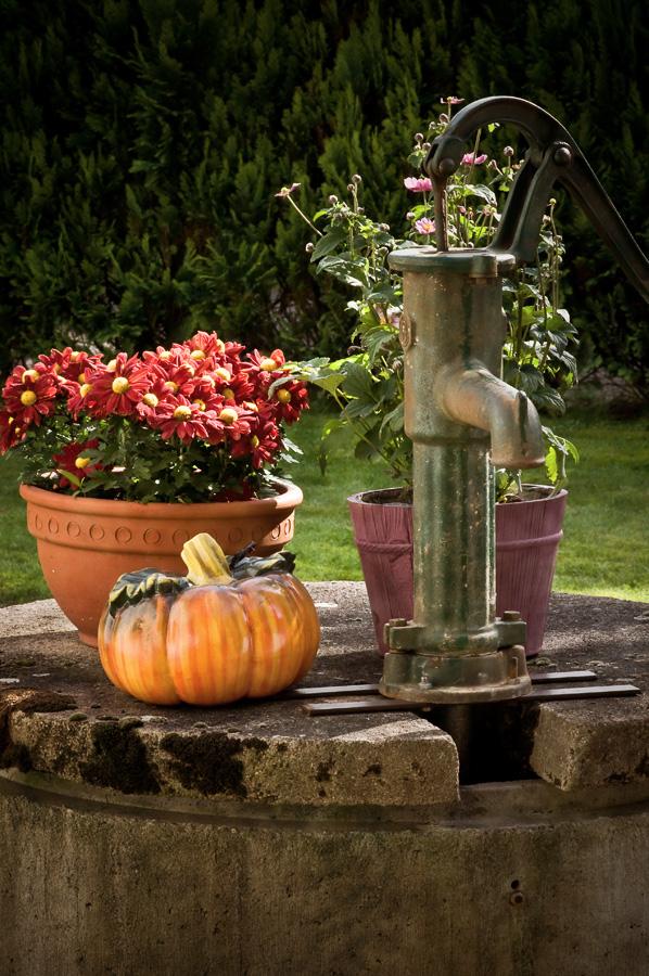 Gartenszenen im September (no. 2)