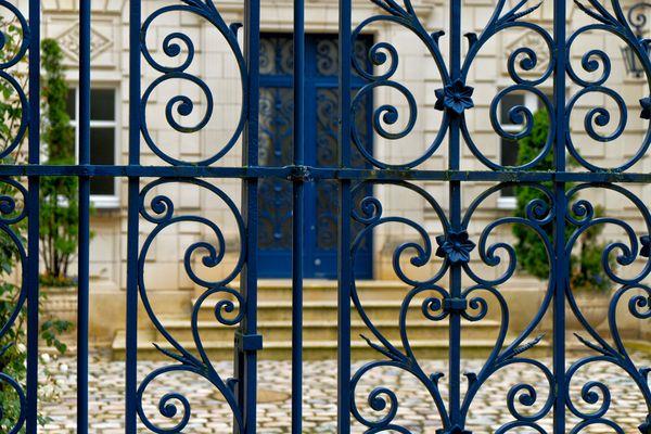 Gartentor-Blois