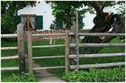 Gartentor in Altenau-Obb