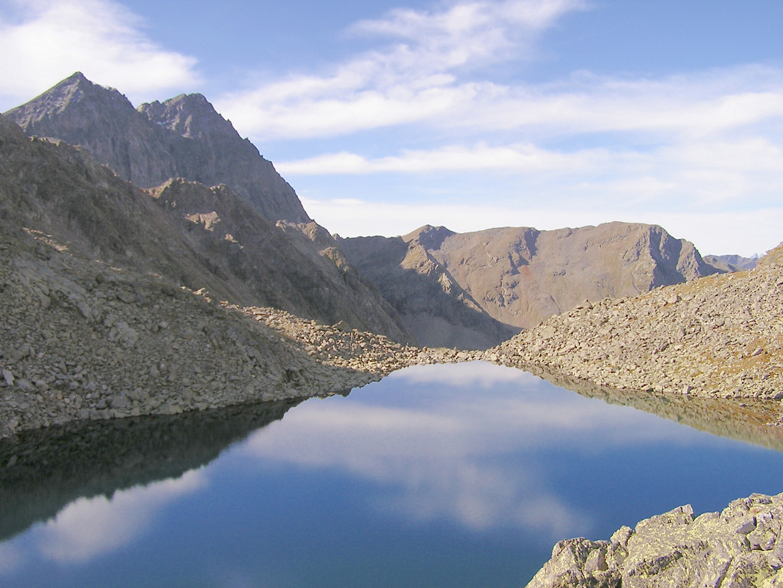 Gartlsee 2574 m