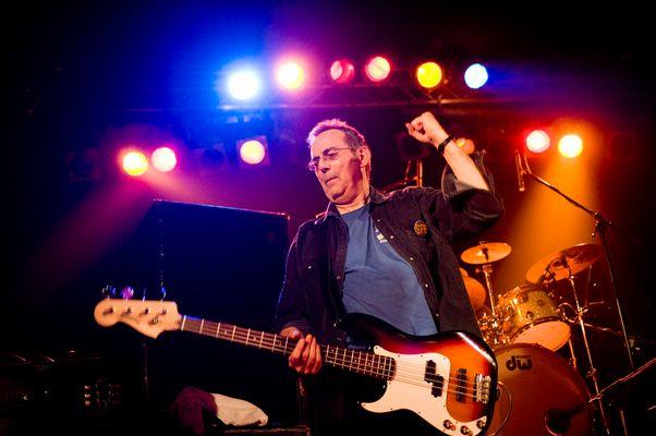 Gary Fletcher_The Blues Band