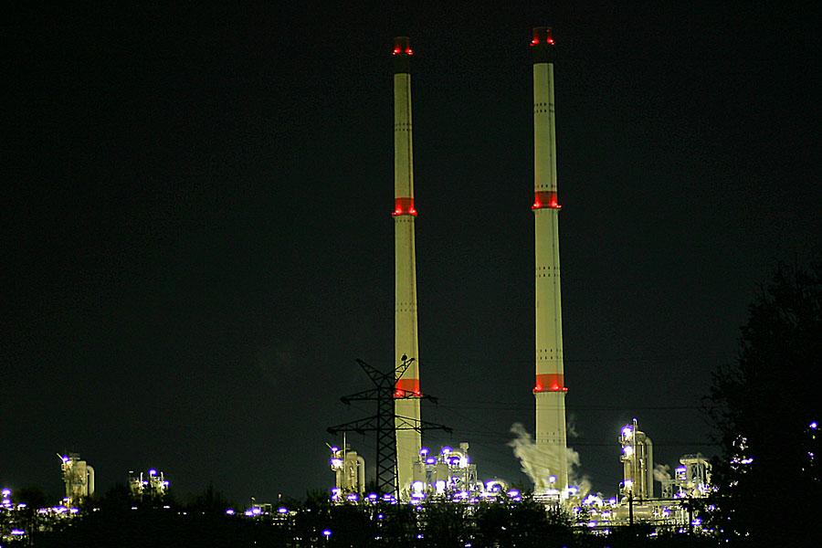 Gaslager Großenkneten