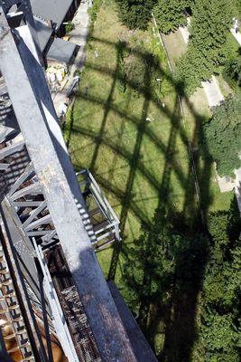 Gasometer - im Schatten