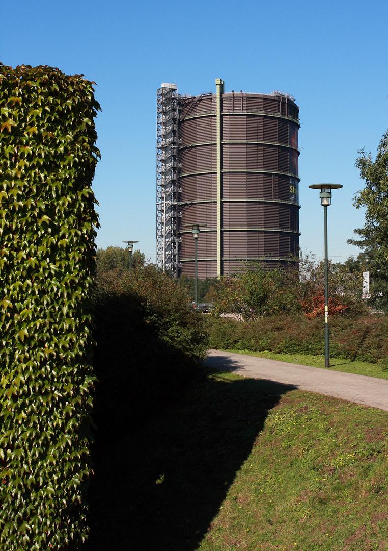 Gasometer Oberhausen (1)