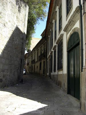Gasse in Porto