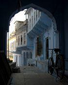 Gasse in Pushkar