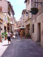 Gasse in St. Tropez
