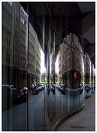 Gassen des Potsdamer Platzes