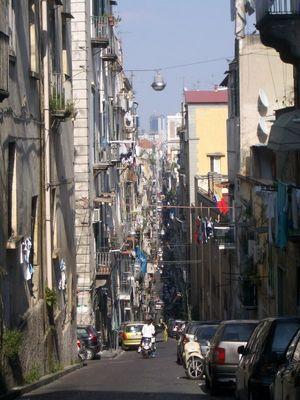Gassen Neapels