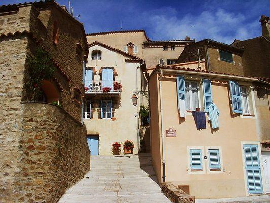 Gassin, Cote d' Azur