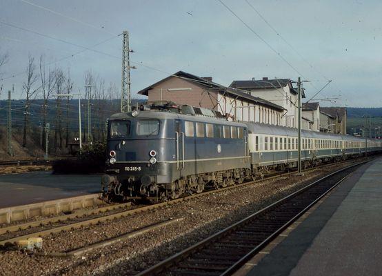 Gastfoto (1) - D-Zug in Altenbeken