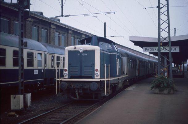 Gastfoto (5) - 211 207 in Paderborn