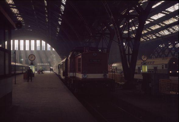 Gastfoto (6) - Eine wundervolle Eisenbahnstimmung