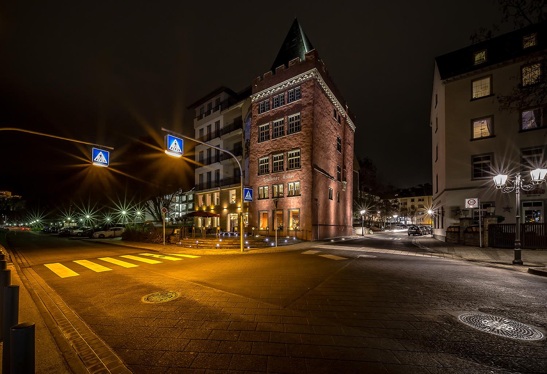 Gasthaus Deutscher Kaiser am Koblenzer Moselufer