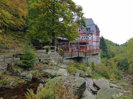 """Gasthaus """"Steinerne Renne"""" im Harz"""