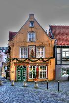Gasthof im Bremer Schnoor