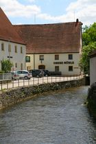 Gasthof Obere Mühle in Happurg