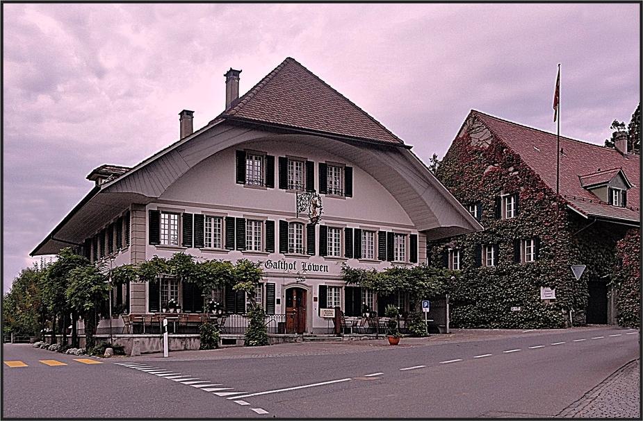 """Gasthof und Hotel """" Löwen """""""