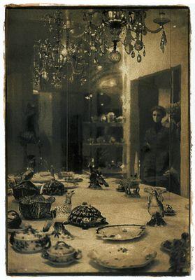 Gastmahl zur Geisterstunde