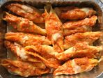 GASTRO 11 - Conchiglioni ripieni al brasato (Pasta al forno)