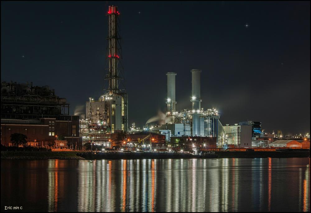 Gasturbinenkraftwerk Teil 2 - DRI