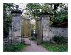 Gates in park