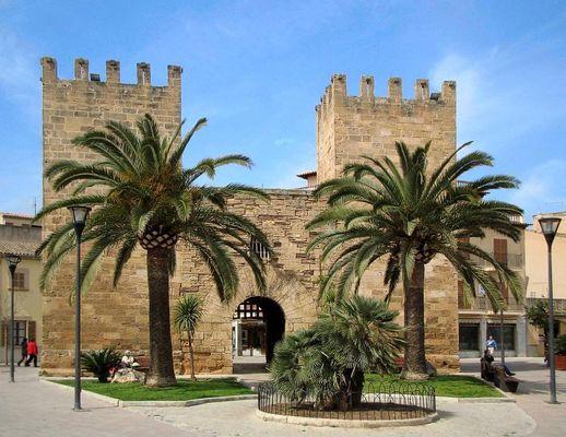 Gates of Alcudia