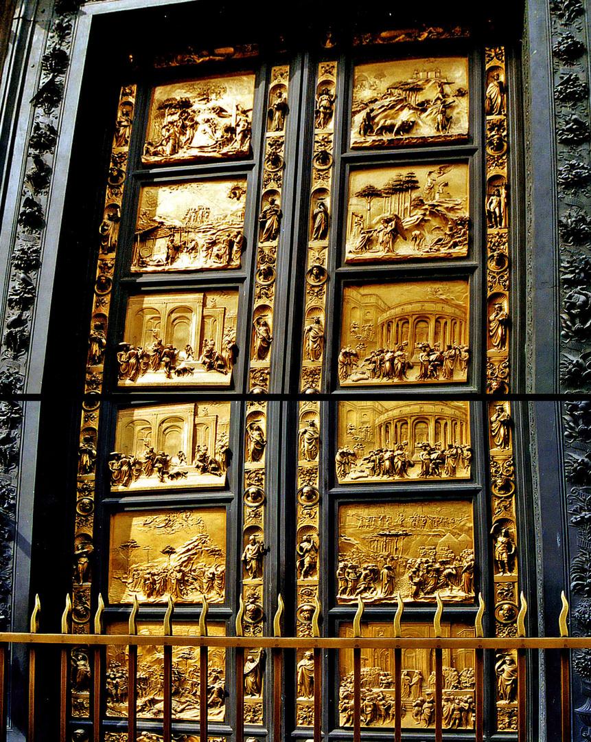 Gates of Paradise, Battistero di San Giovanni (Florence Baptistery)