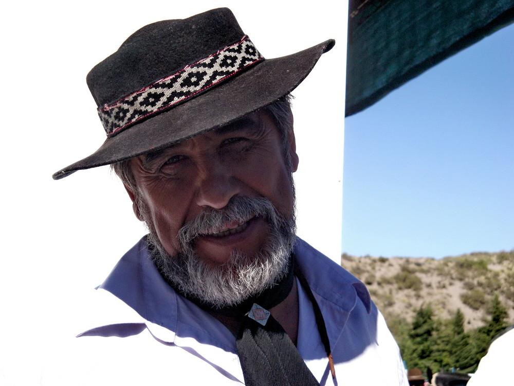 Gaucho in Patagonien