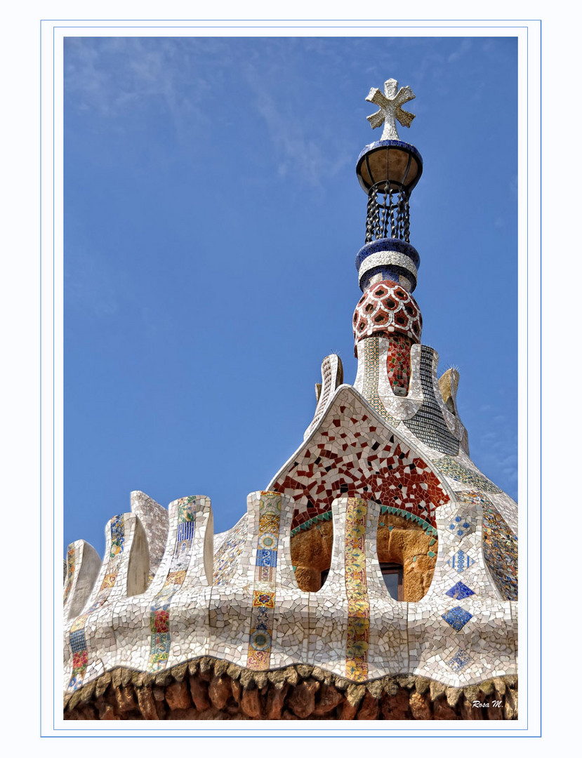 Gaudí...