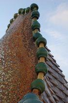 Gaudi mit dem Drachenrücken