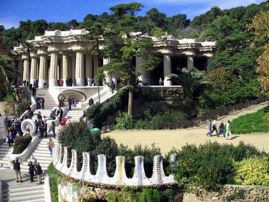 Gaudís Park Güell