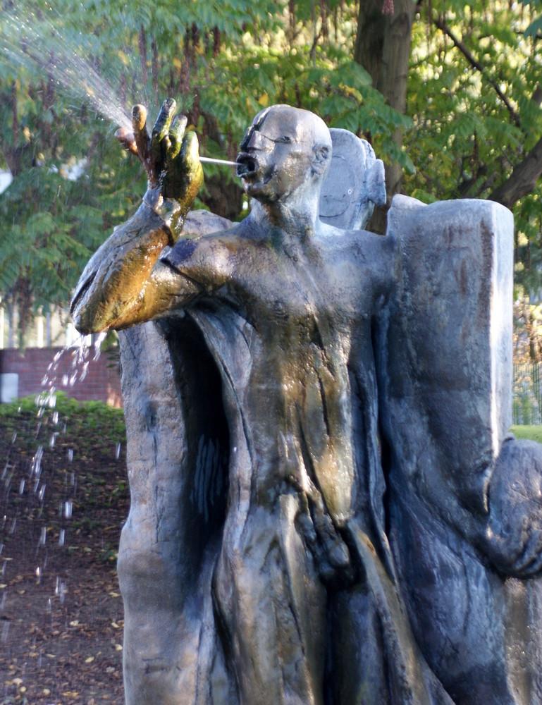 Gauklerbrunnen in Dortmund