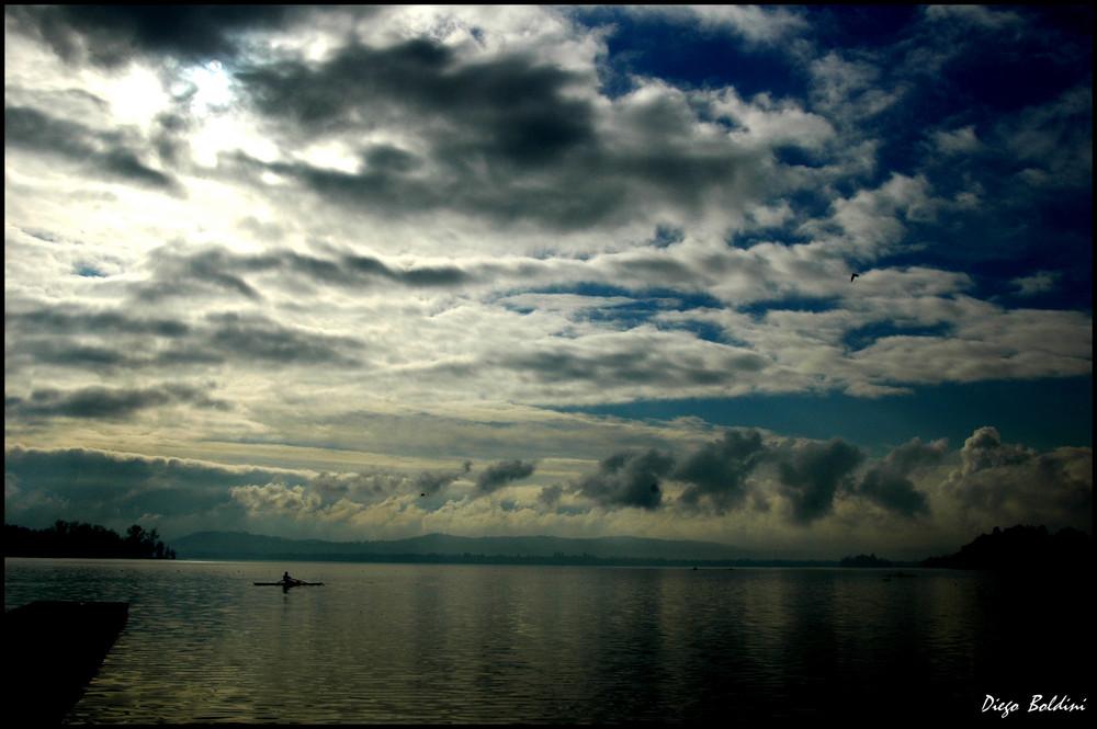 Gavirate, ancora..... (lago di Varese)