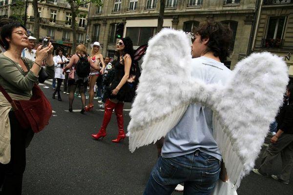 Gay Pride 2007 à Paris