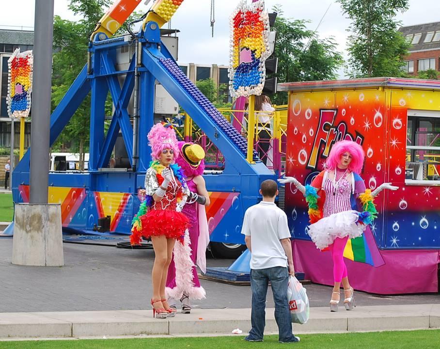 Gay Pride - 2008