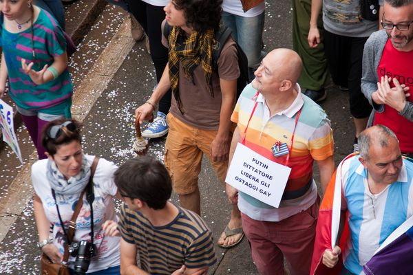 Gay Pride Milano 2013