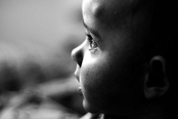 gaze of youth